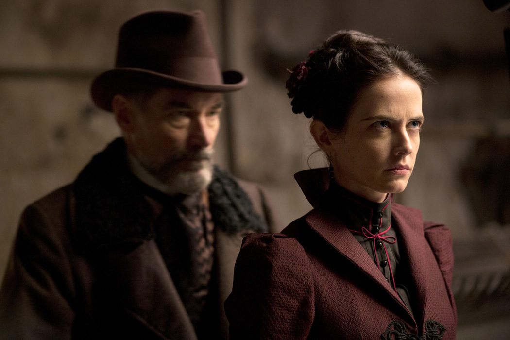 Vanessa Ives ('Penny Dreadful')