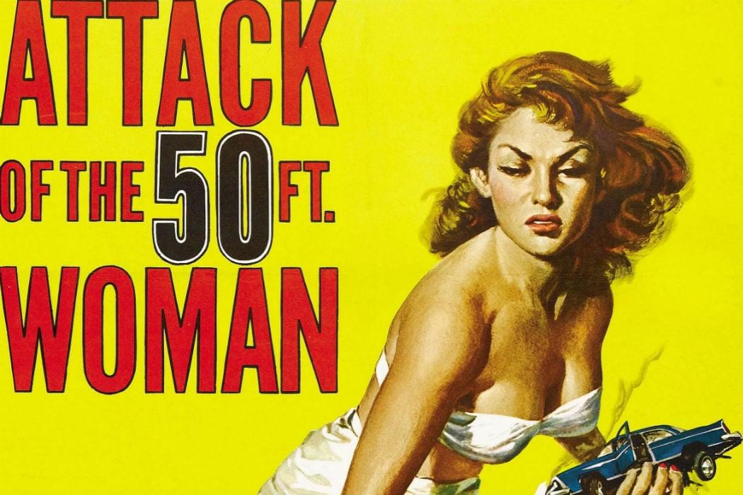 Nancy Archer ('El ataque de la mujer de 50 pies')