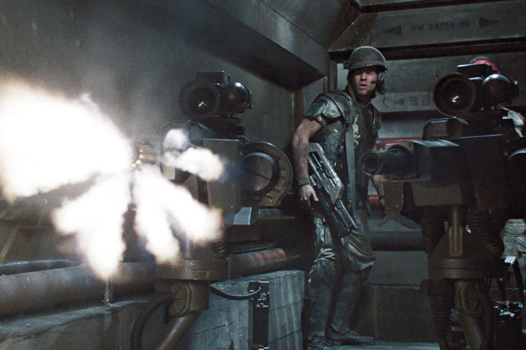 'Aliens, el regreso': Un par de añadidos