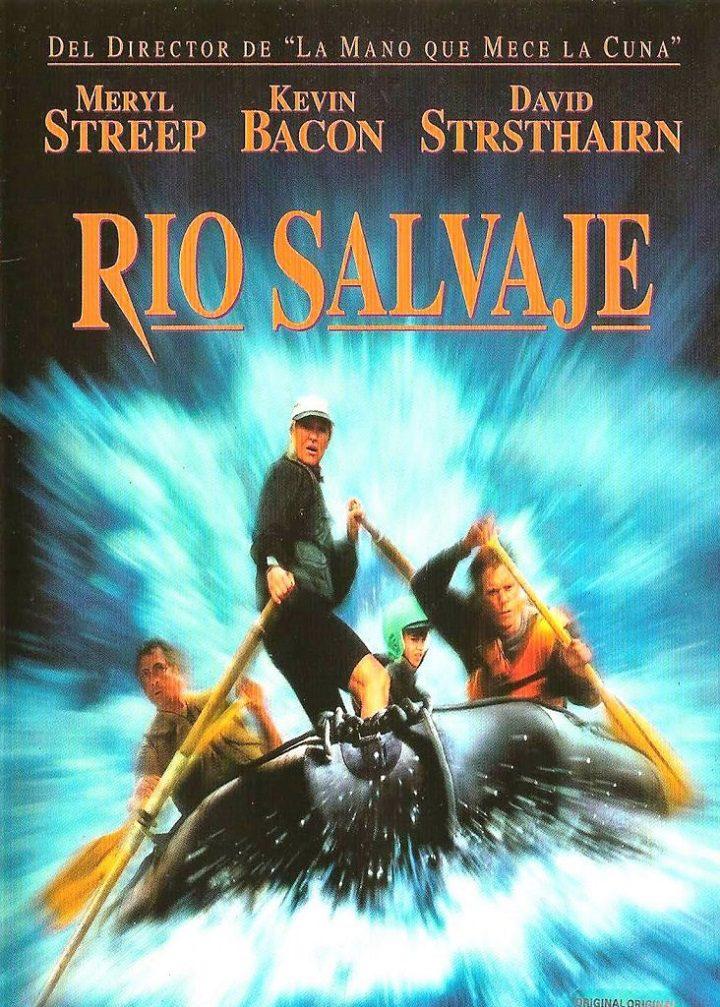 'Río salvaje'
