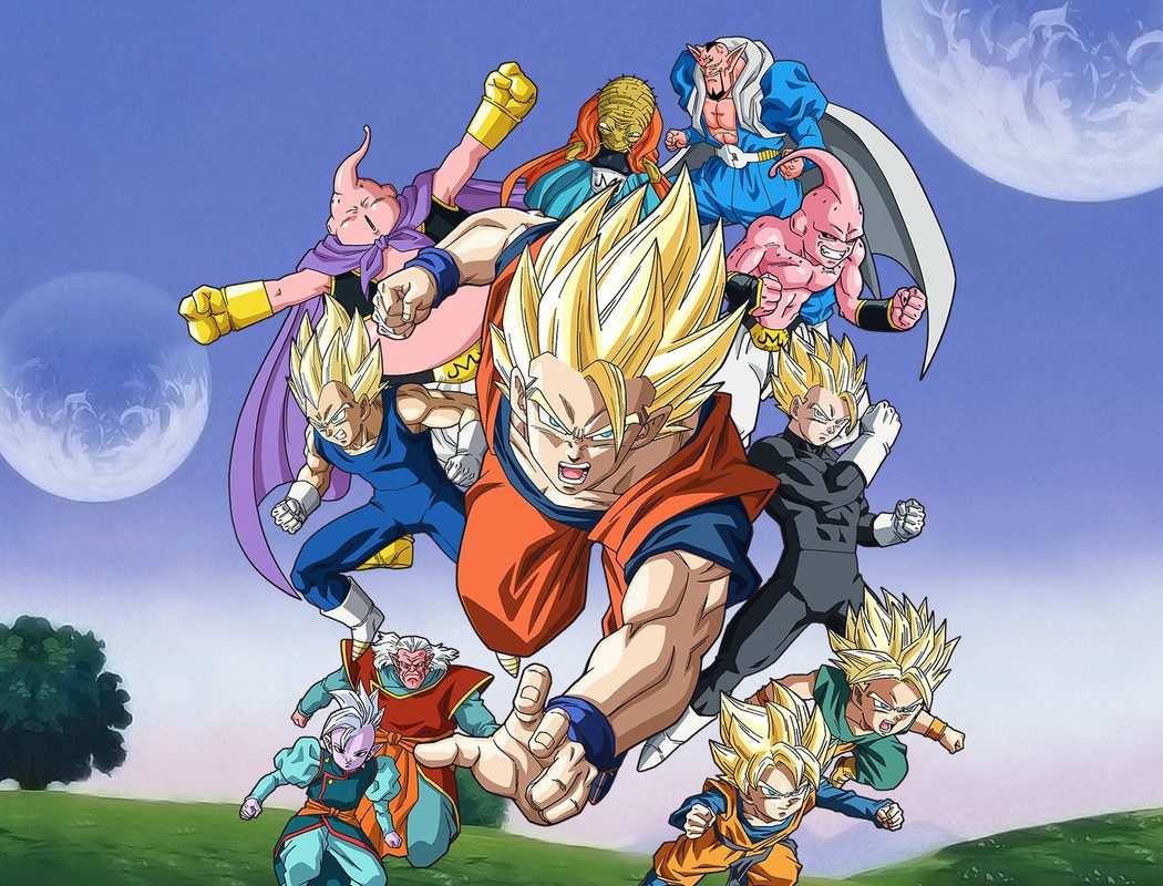 'Dragon Ball Z'