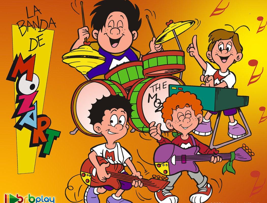 'La banda de Mozart'