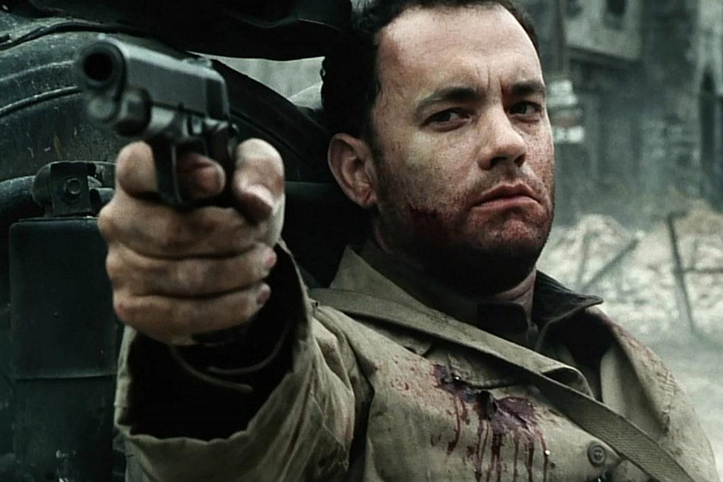 Capitán Miller ('Salvar al soldado Ryan')