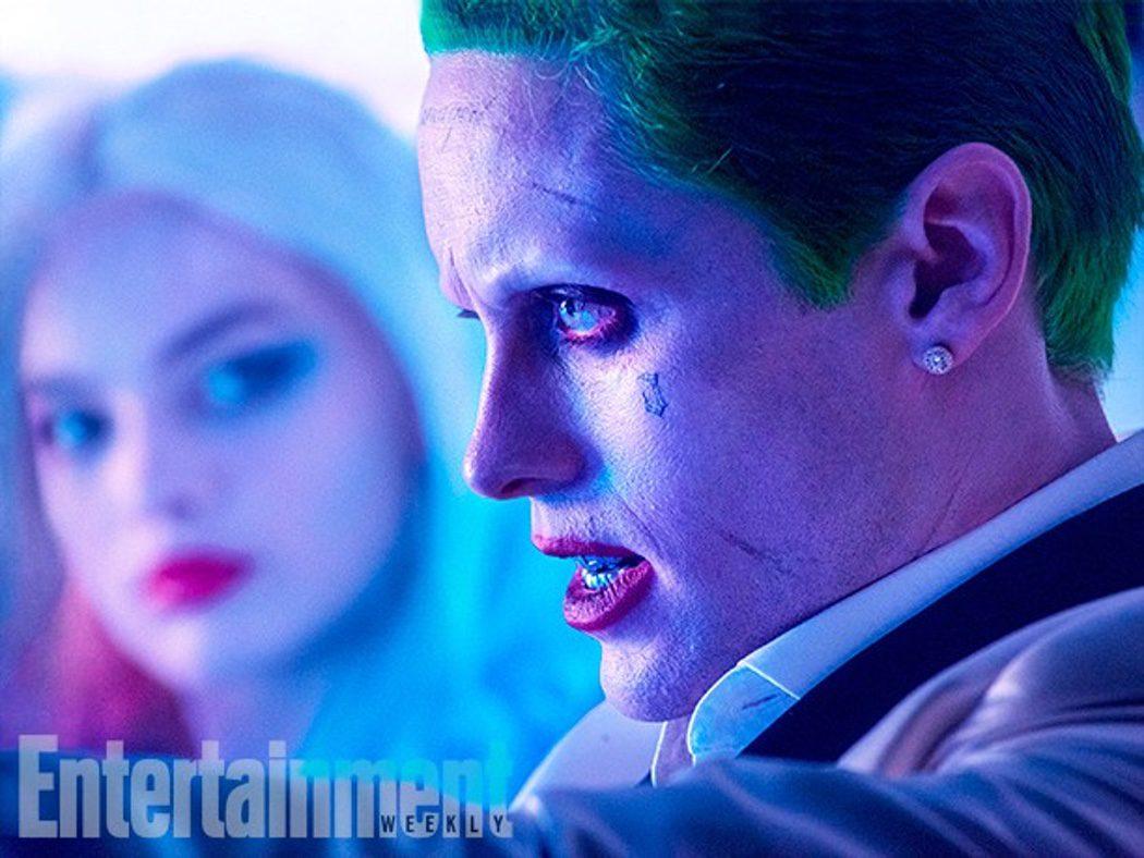 El Joker y Harley Quinn en un flashback