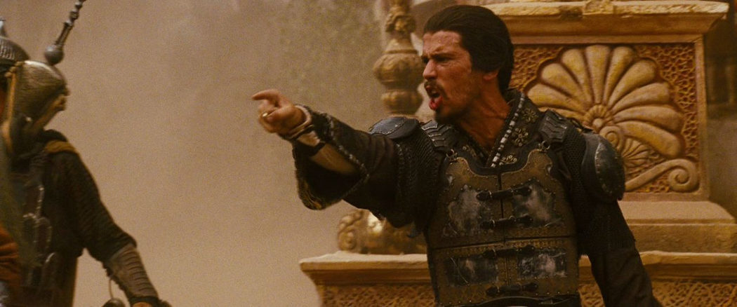 'Prince of Persia: Las arenas del tiempo'