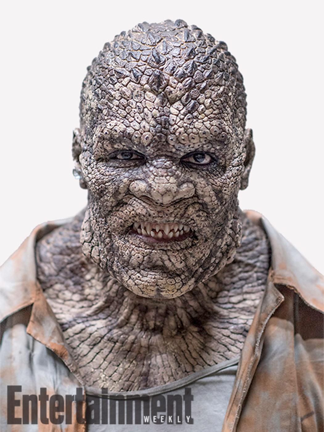 Adewale Akinnuoye-Agbaje como Killer Croc