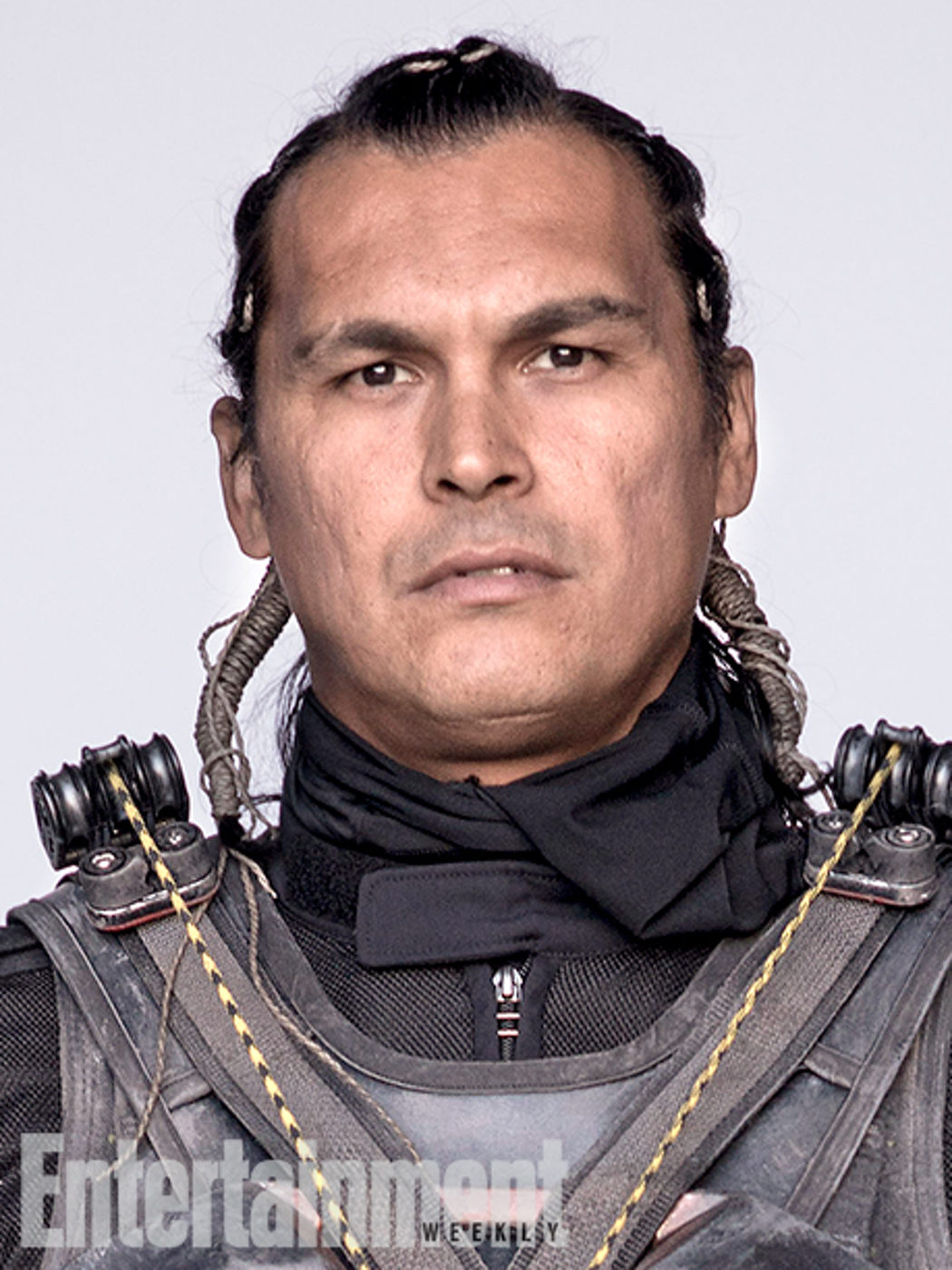 Adam Beach es Slipknot