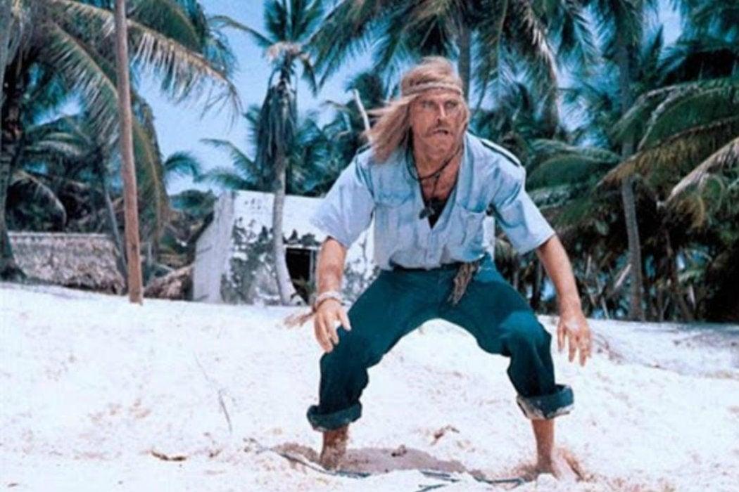 'El cazador de tiburones' (1979)