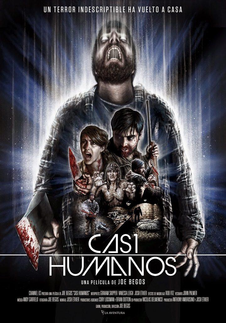'Casi humanos'