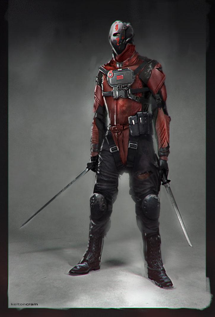 Un Deadpool más realista