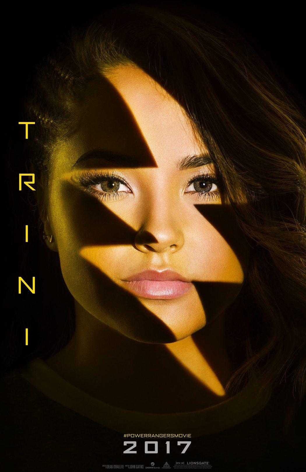 Trini: Ranger Amarilla interpretada por Becky G.