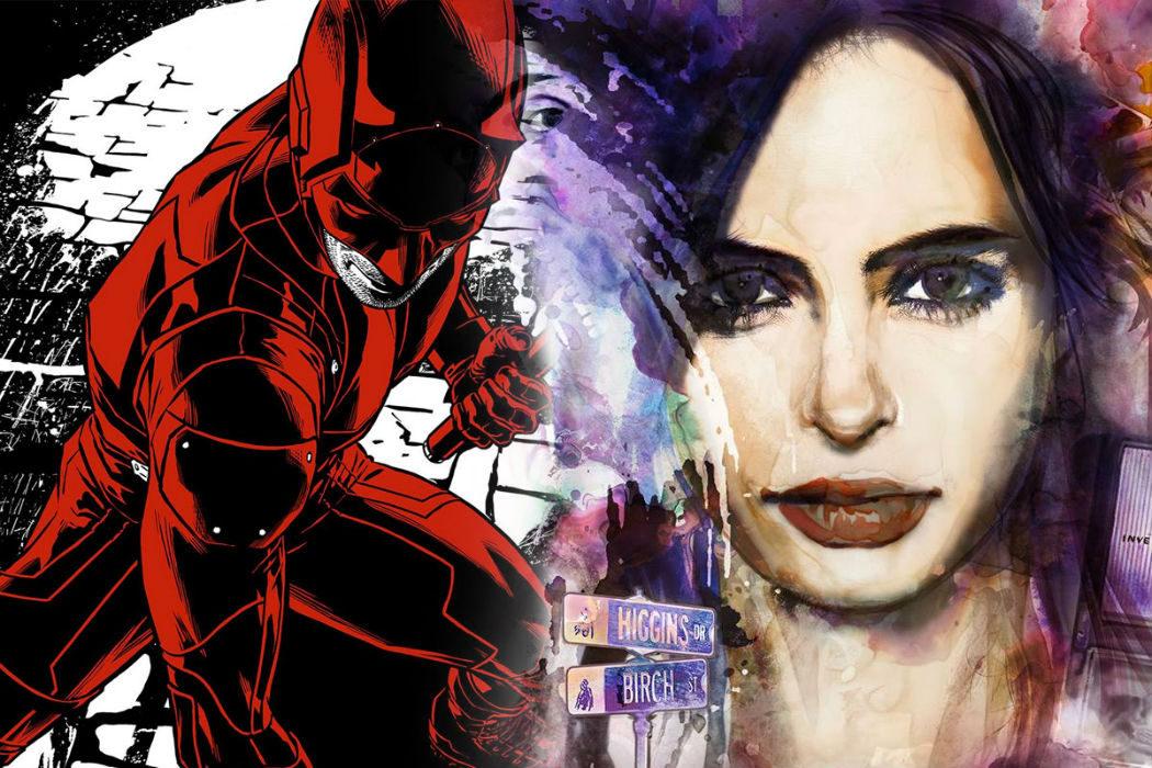 'Daredevil' y 'Jessica Jones'