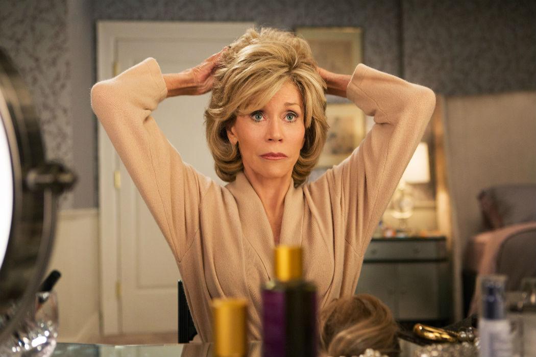 Jane Fonda ('Grace and Frankie')
