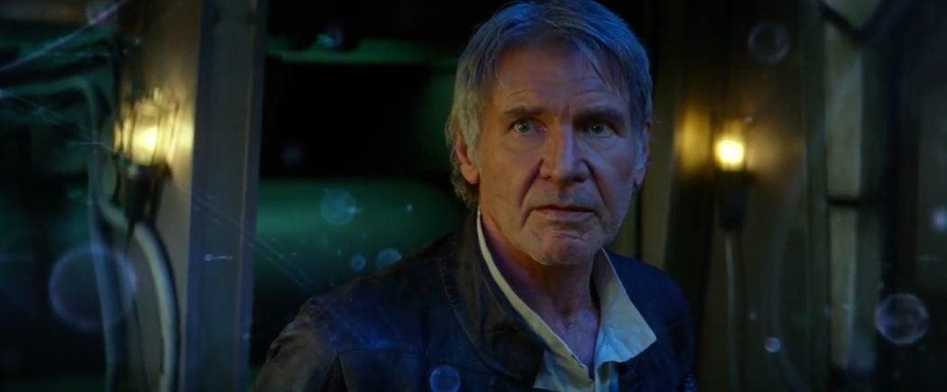 Han Solo está de vuelta