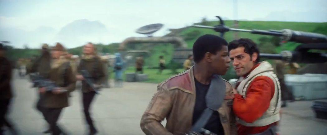 Finn y Poe, ¿en el mismo bando?