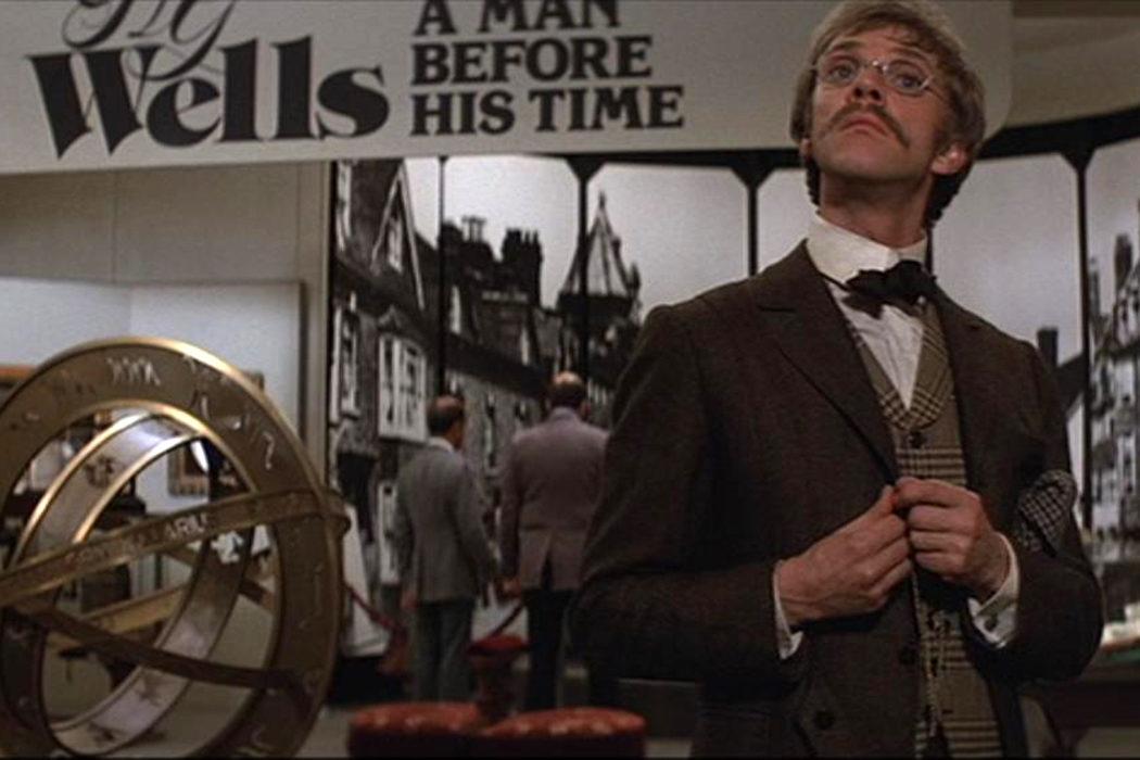 Malcolm McDowell ('Los pasajeros del tiempo')