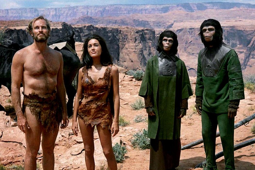 Charlton Heston ('El planeta de los simios')