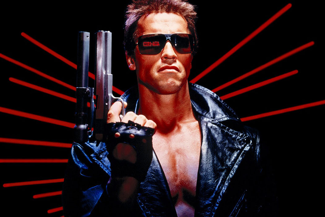 Arnold Schwarzenegger ('Terminator')
