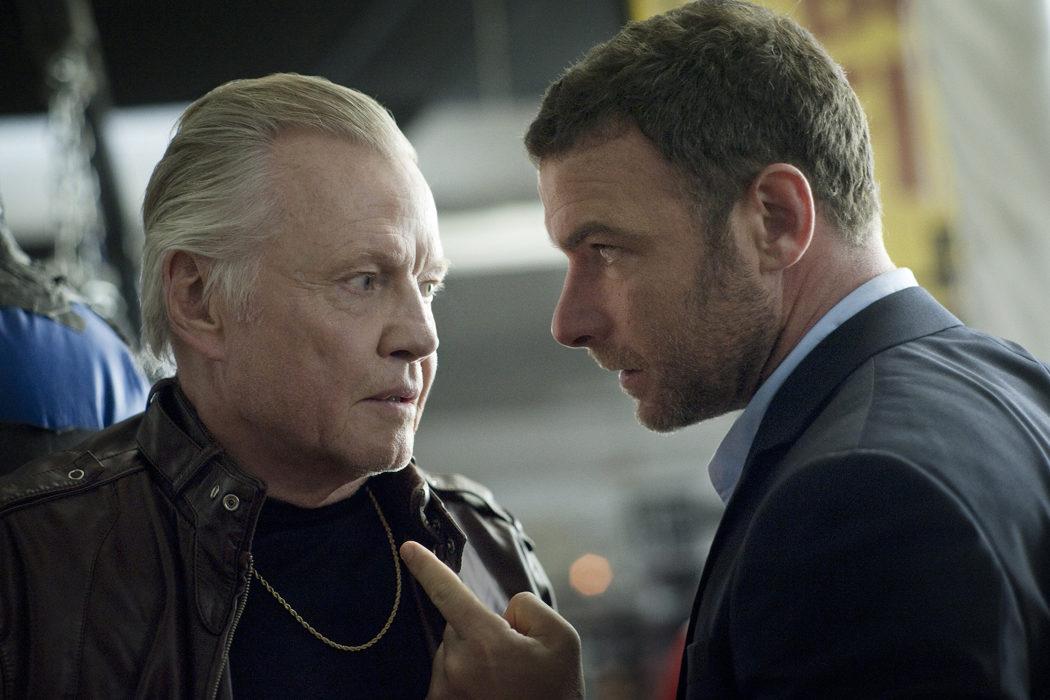 Liev Schreiber y Jon Voight por 'Ray Donovan'