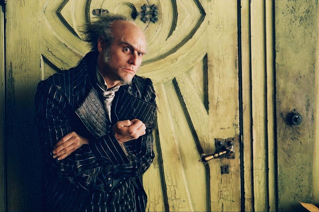 'Una serie de catastróficas desdichas de Lemony Snicket'
