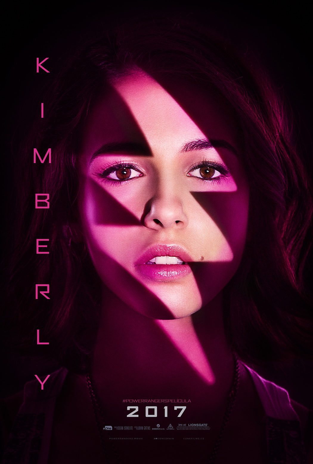 Kimberly (Naomi Scott): Power Ranger rosa