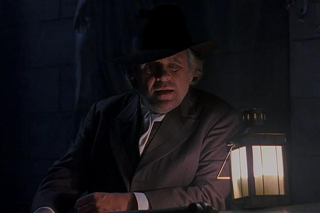 Abraham Van Helsing ('Dracula de Bram Stoker')