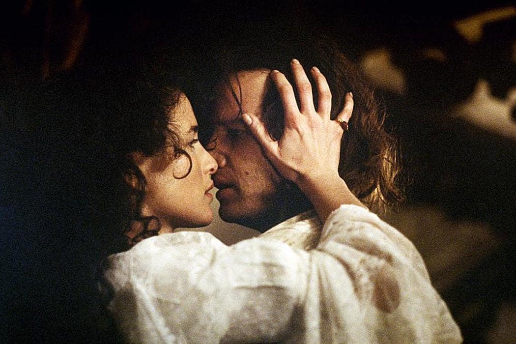 Christopher Lambert y Andie MacDowell