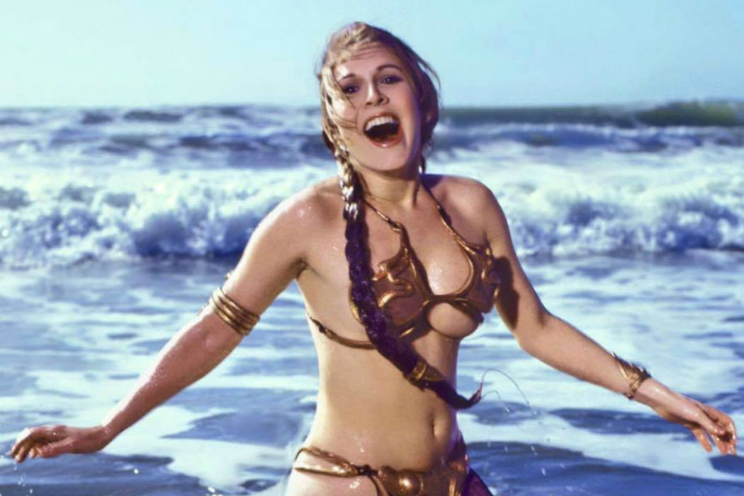 Carrie Fisher ('Star Wars')