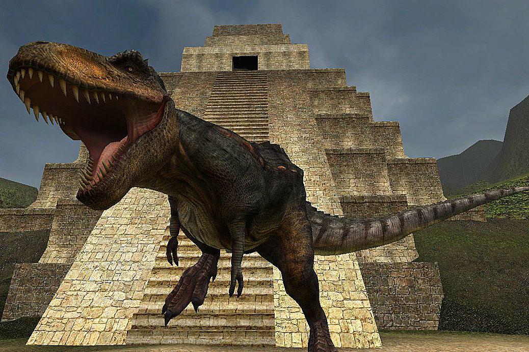 'Tyrannosaurus Azteca'