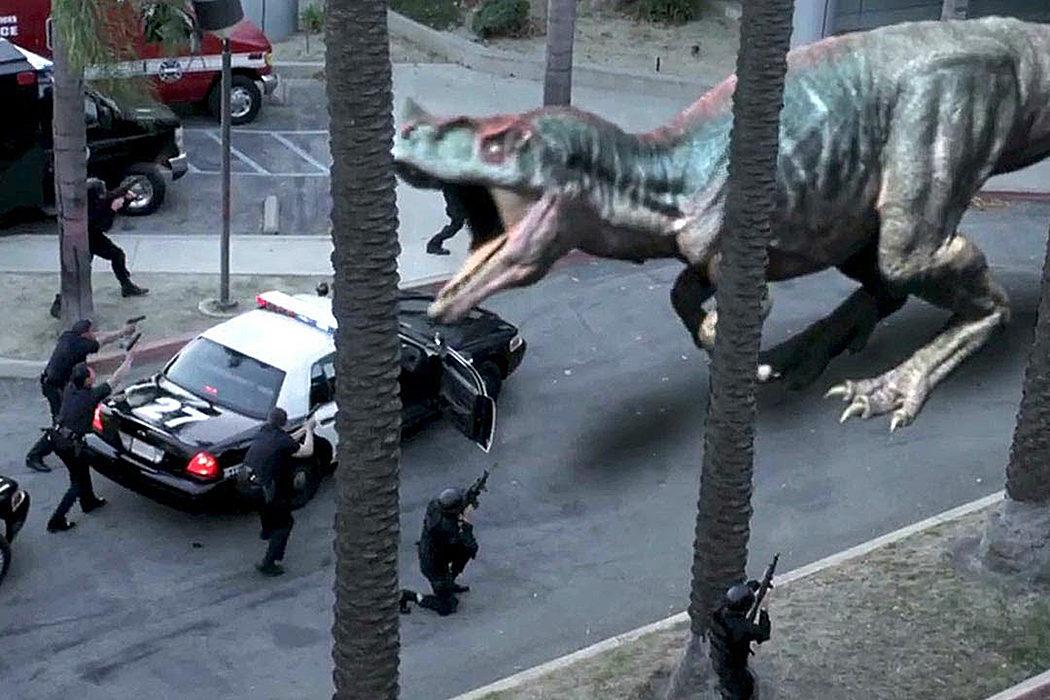 'La era de los dinosaurios'