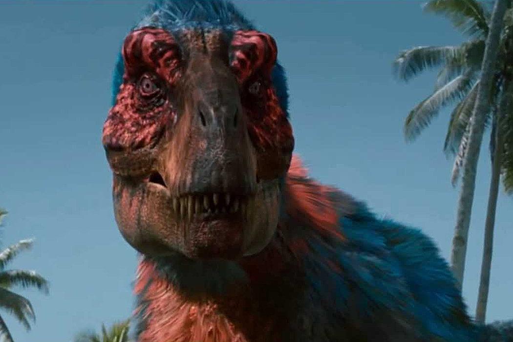 'La isla de los dinosaurios'