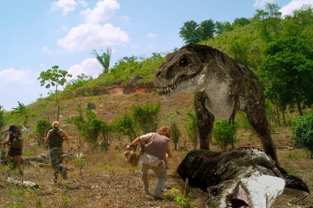 'Jurassic Attack'