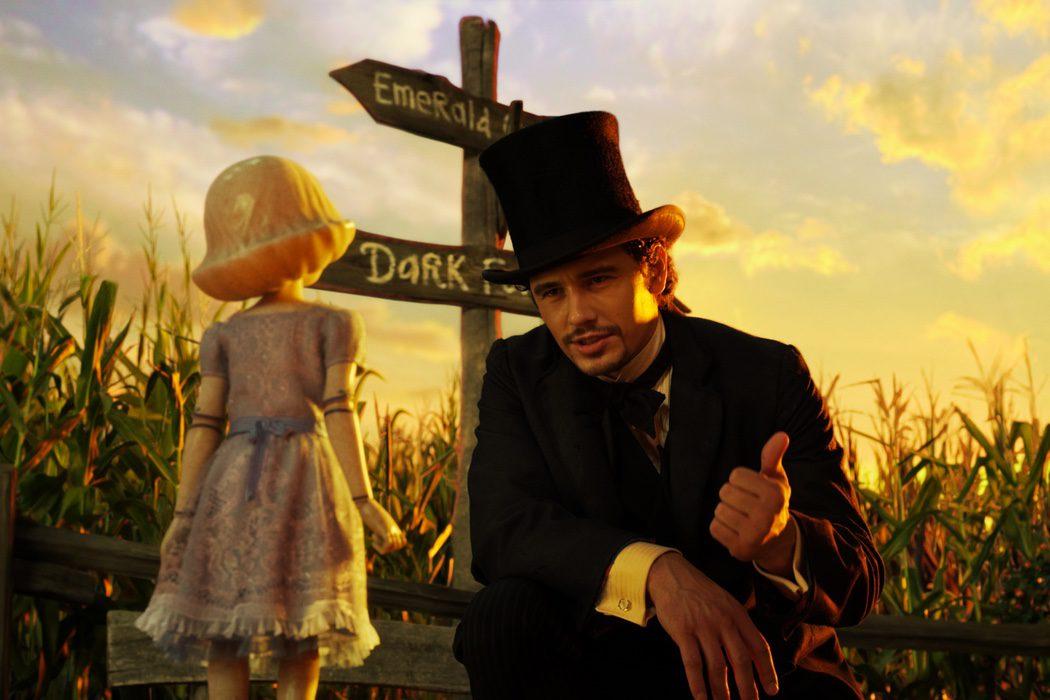 'Oz, un mundo de fantasía'