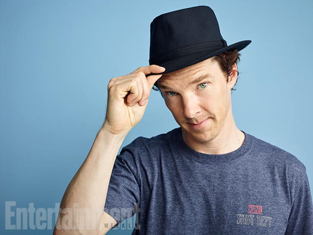 Benedict Cumberbatch de 'Dr. Strange'