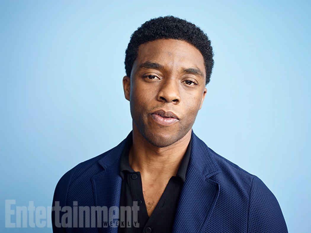 Chadwick Boseman de 'Black Panther'