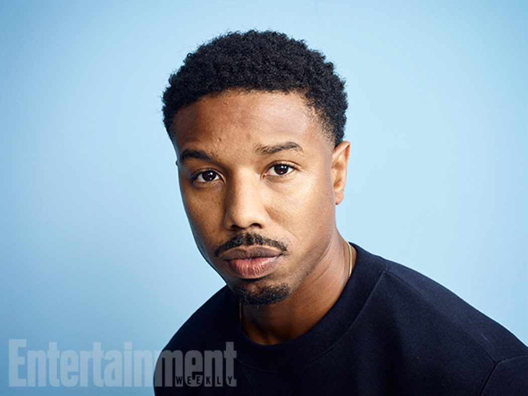 Michael B. Jordan de 'Black Panther'