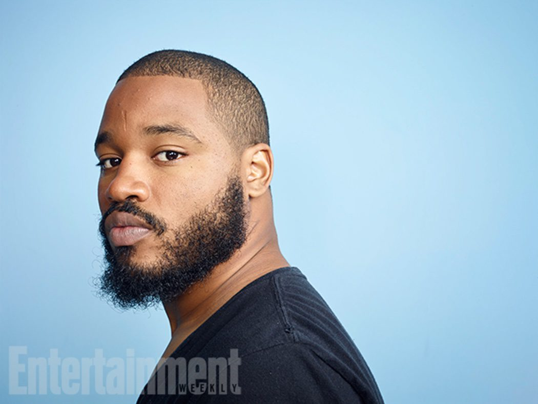 El director Ryan Coogler de 'Black Panther'
