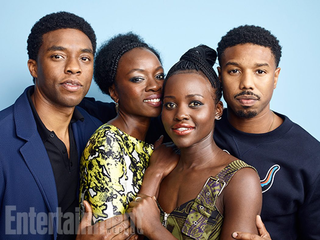 Reparto de 'Black Panther'