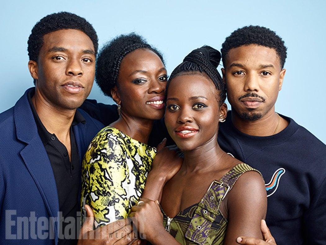 Reparto de 'Black Panther'
