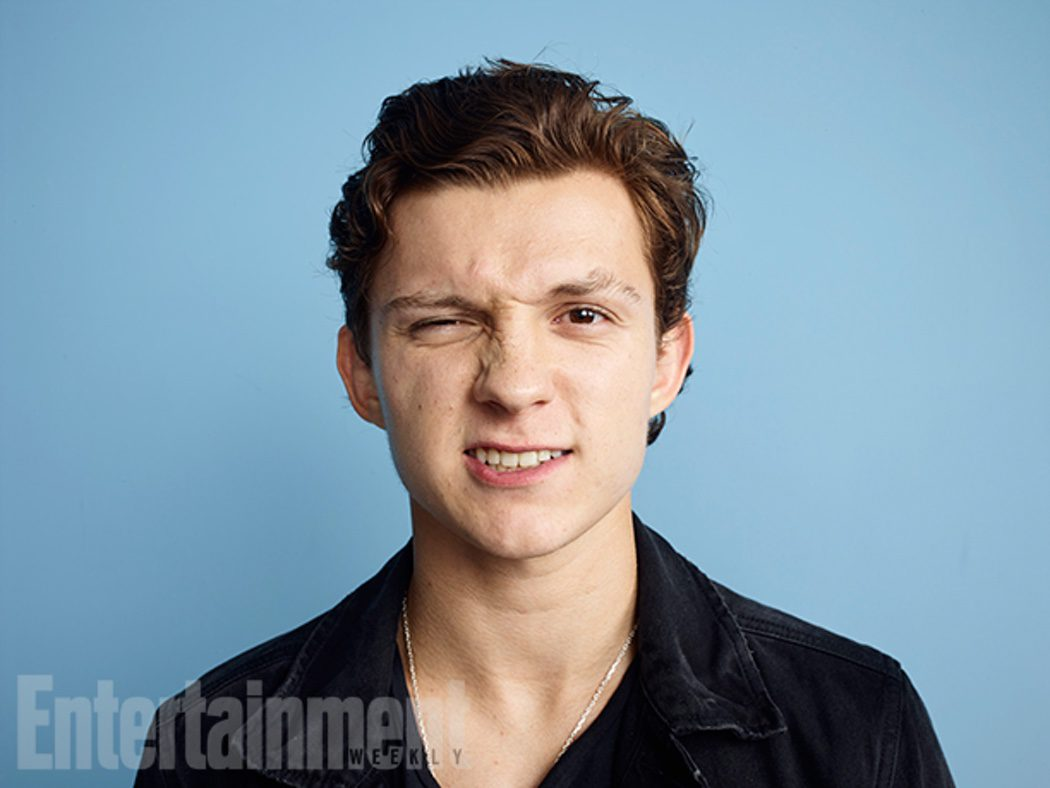 Tom Holland de 'Spider-Man Homecoming'