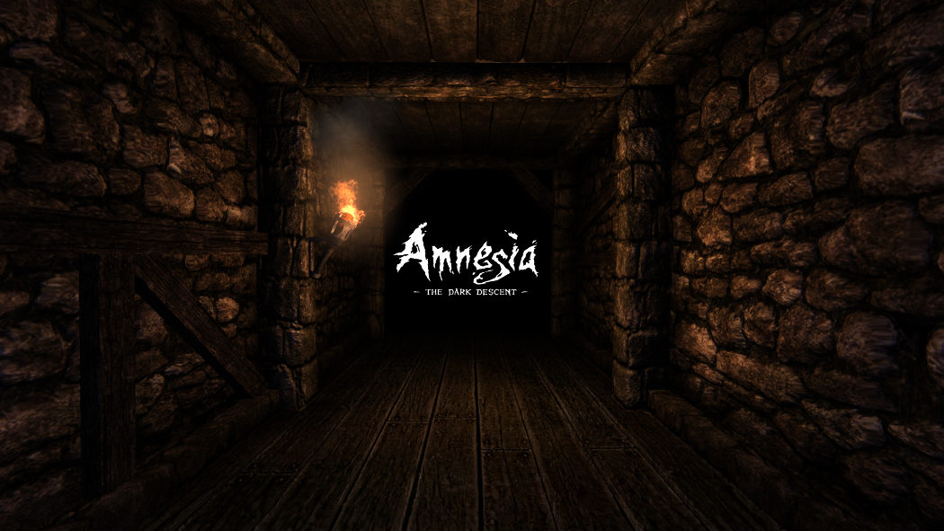 'Amnesia: The Dark Descent'