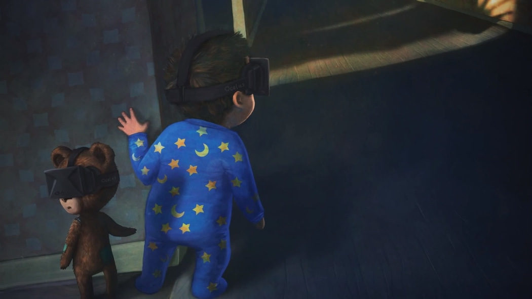 'Among the Sleep'