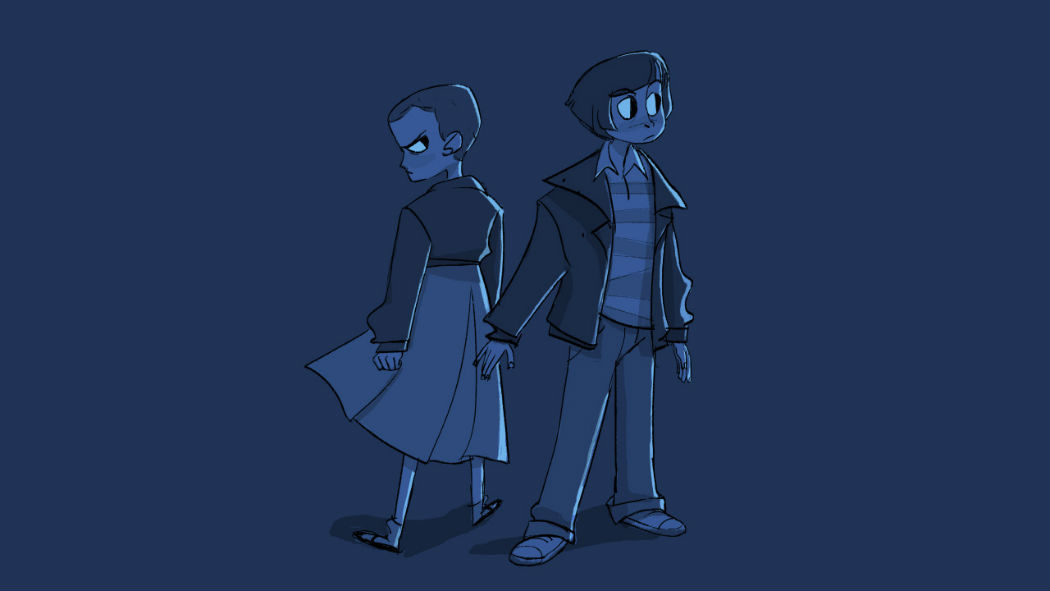 Eleven y Mike