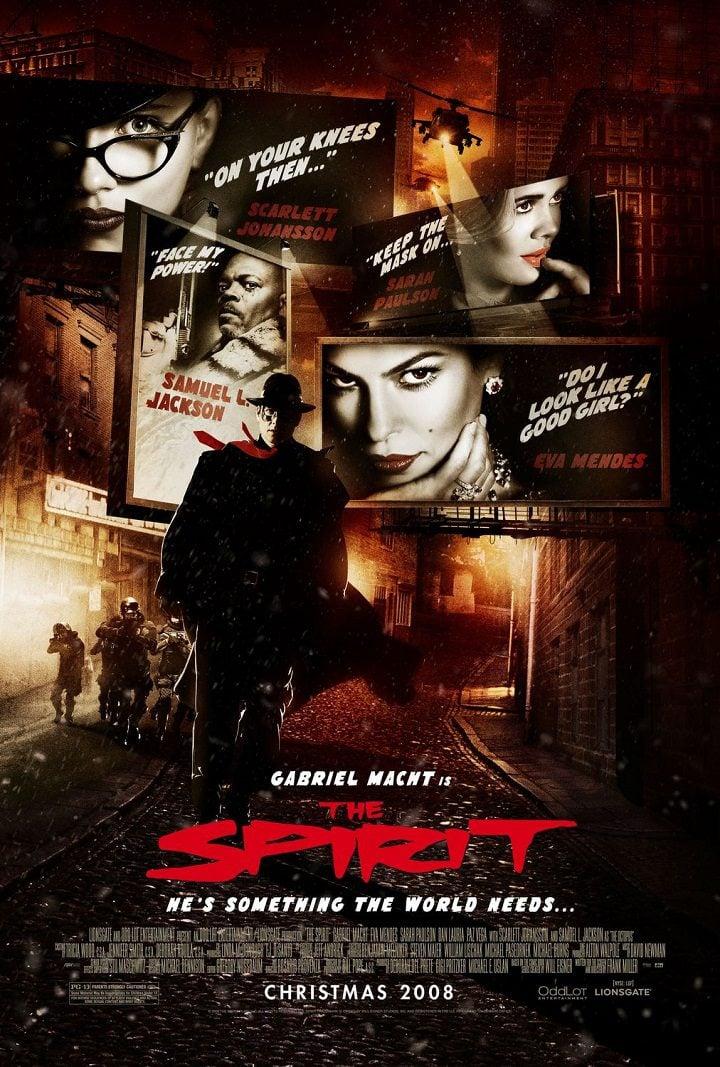 'The Spirit'