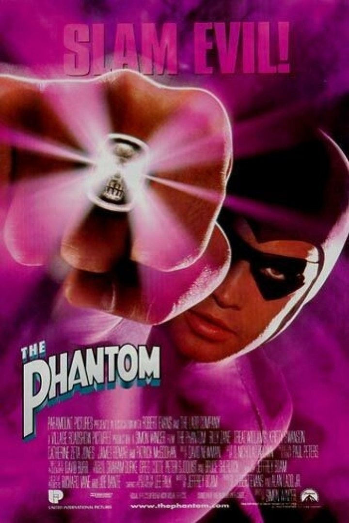 'The Phantom'