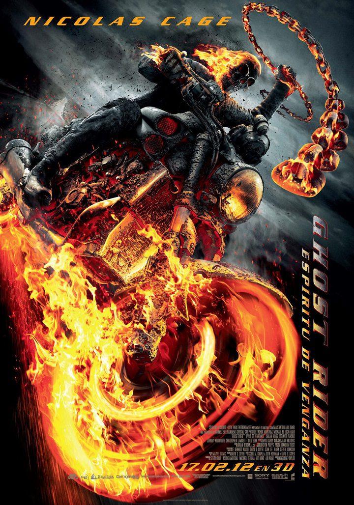 'Ghost Rider: Espíritu de venganza'