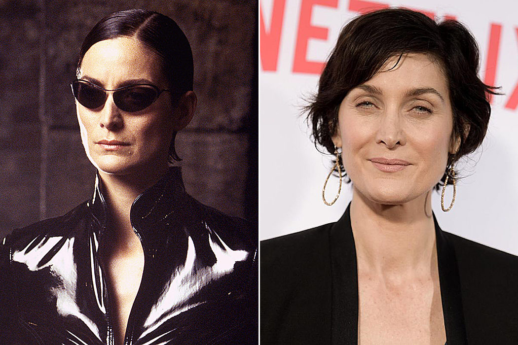 Carrie-Anne Moss (Trinity)