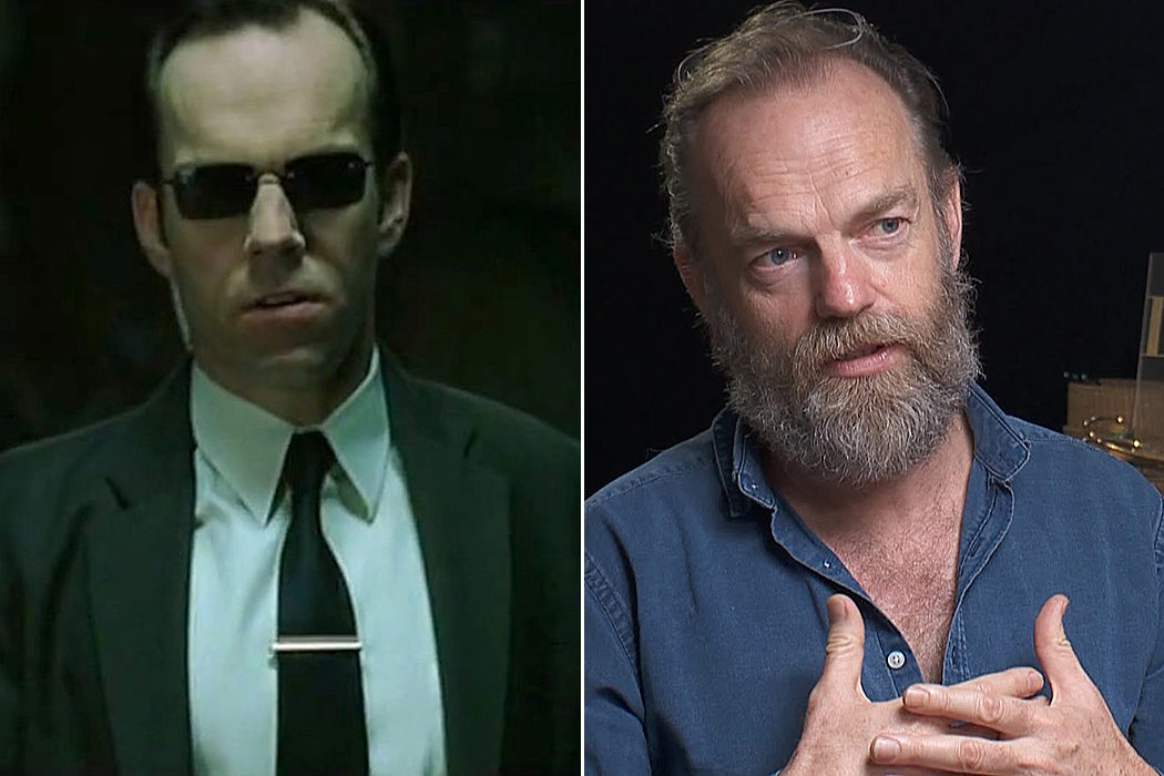 Hugo Weaving (Smith)