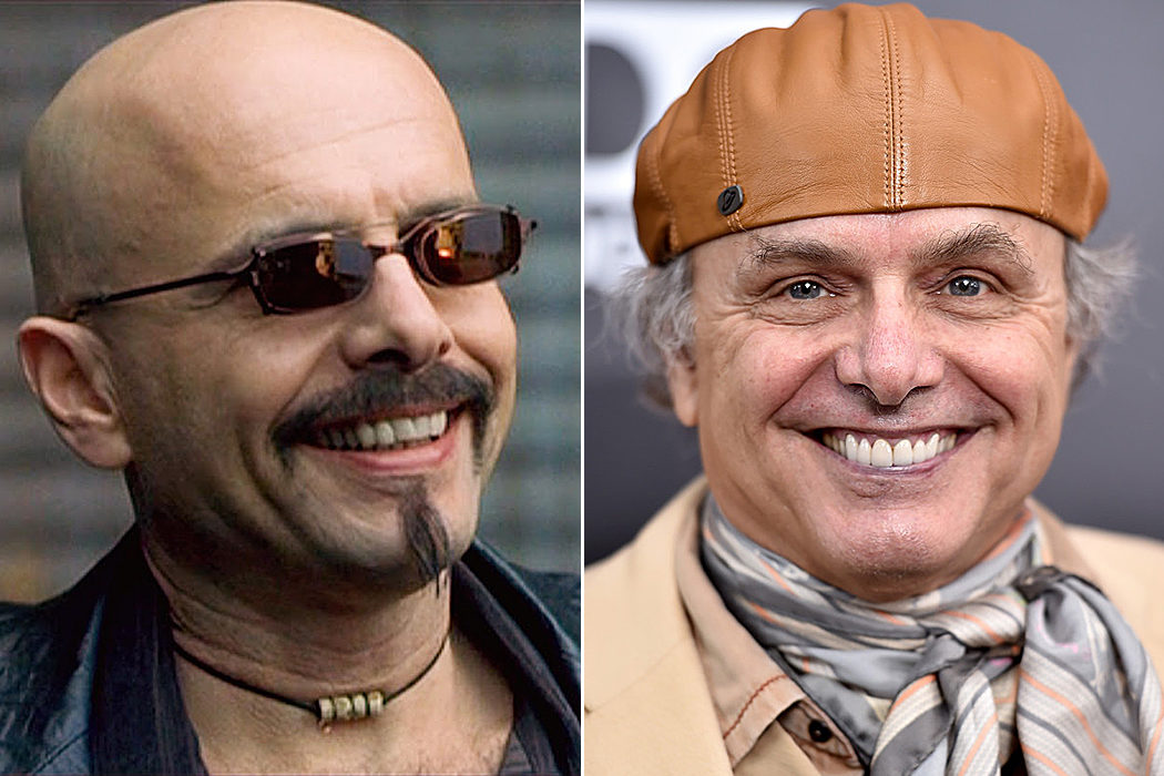 Joe Pantoliano (Cypher)