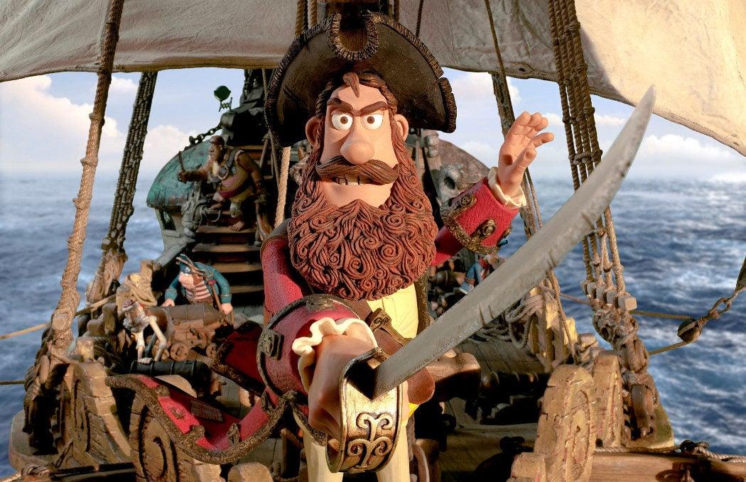 '¡Piratas!' (2012)